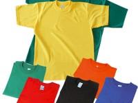 Camisetas de Diferentes Colores